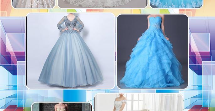 Modern Wedding Gown Design screenshot 3