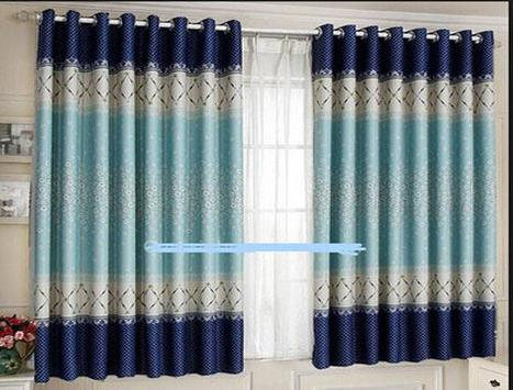 Modern Window Curtain Design screenshot 1