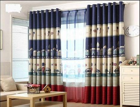Modern Window Curtain Design screenshot 2