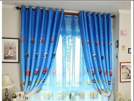 Modern Window Curtain Design screenshot 4