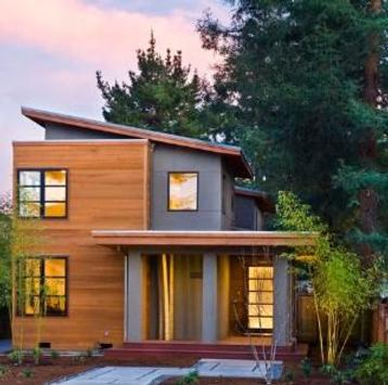 Modern Wooden House Design Pour Android