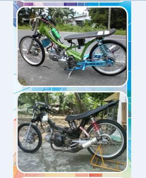 Modification Motorcycle Drag screenshot 3