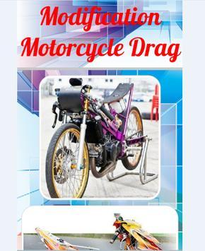 Modification Motorcycle Drag screenshot 1