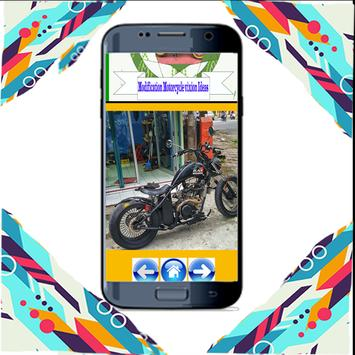 Modification Motorcycle  Ideas screenshot 12