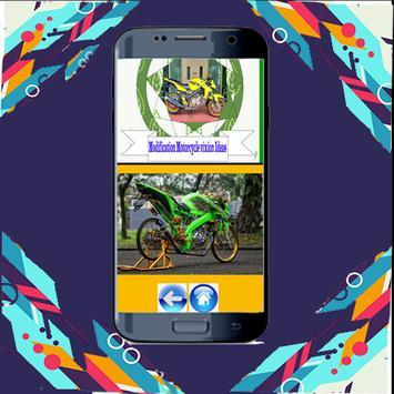 Modification Motorcycle  Ideas screenshot 3