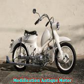 Modification Antique Motor icon