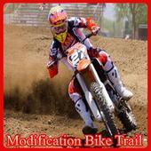 Modification Bike Trail icon