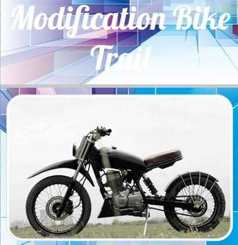 Modification Bike Trail poster