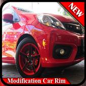 Modification Car Rim icon