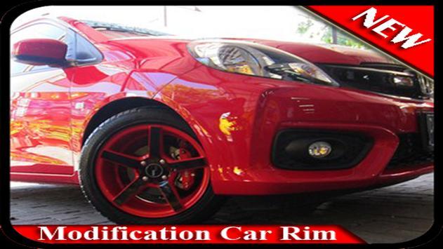 Modification Car Rim screenshot 7