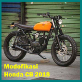 Ide Modifikasi Honda CB edisi 2018 icon