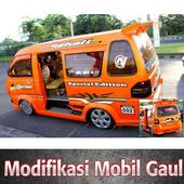 Modifikasi Mobil Gaul icon