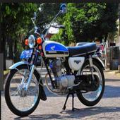 MODIFICATION OF MOTOR icon