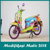 Ide Modifikasi Motor Matic Edisi 2018 icon