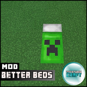 Better Beds Mod for MCPE icon