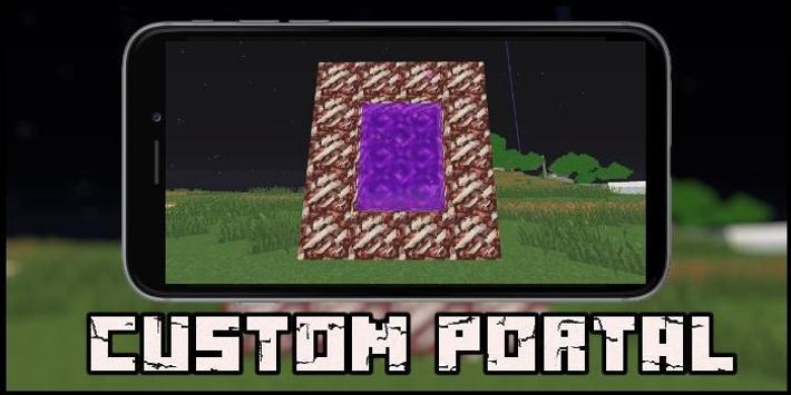 Custom Portal Map for MCPE screenshot 1