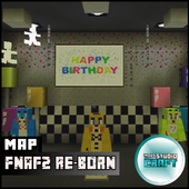 MAP FnAF2 Re-Creation for MCPE icon