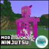 MOD Ninjutsu for MCPE icon