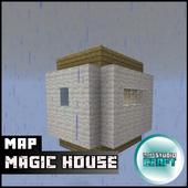 Magic House Map for MCPE icon