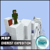Map Everest Expedition for MCPE icon