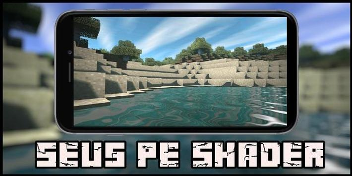 SEUS PE Shaders for MCPE poster
