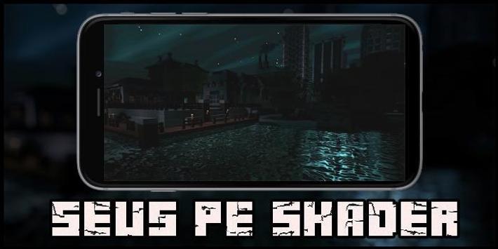 SEUS PE Shaders for MCPE screenshot 2