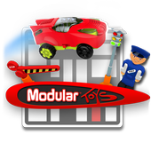 Modular Toys racetrack icon