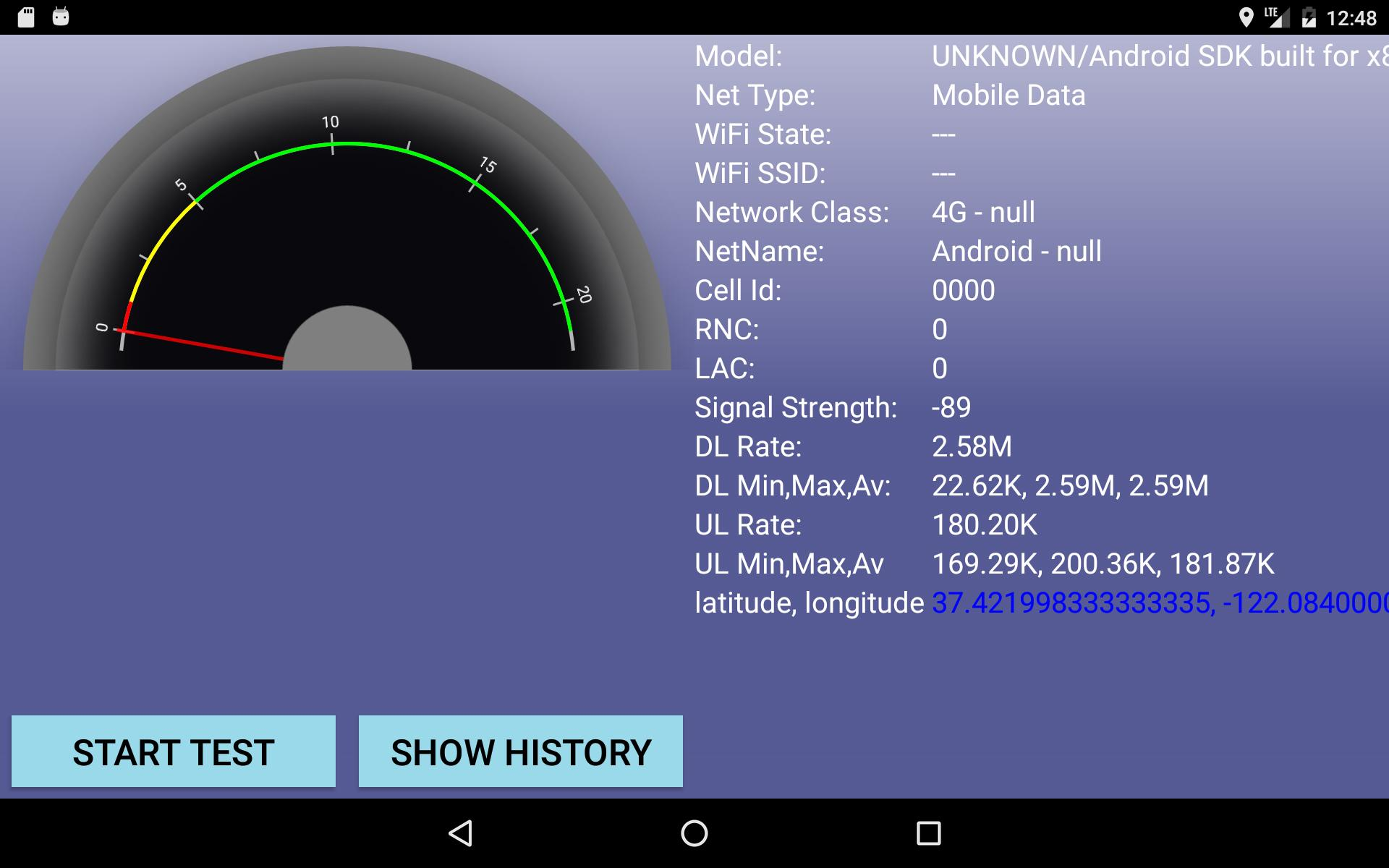 Net Speed Check for Android - APK Download