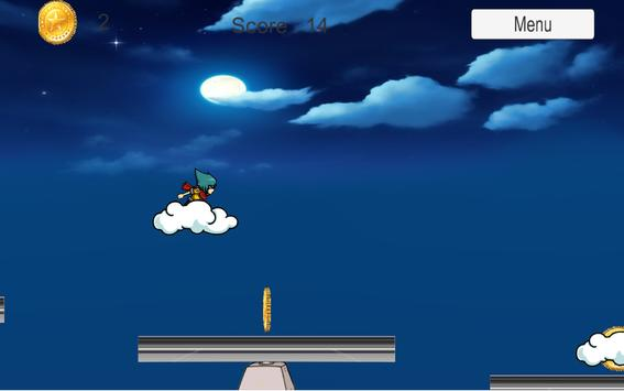 Ninja Dive apk screenshot