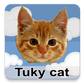 Flying Tukky Cat icon