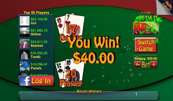 Video Poker & Blackjack Casino screenshot 15