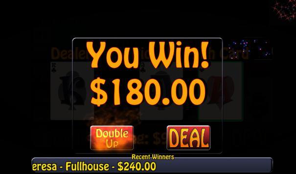 Video Poker & Blackjack Casino screenshot 5