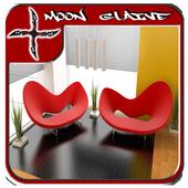 Modern Home Furniture Design icon