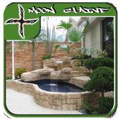 Pond & Waterfall Design Ideas icon