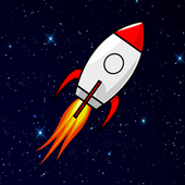 Ethereum to the Moon icon