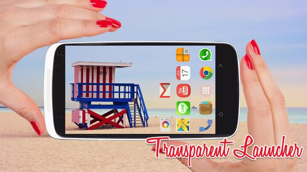 Transparent Screen Phone apk screenshot