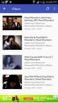 Mood and Personality Disorders screenshot 1