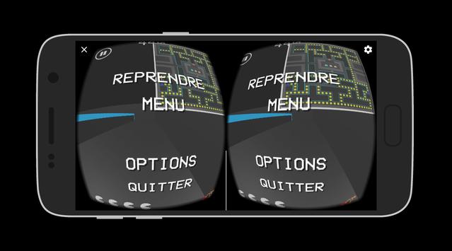 Pac Man VR screenshot 1