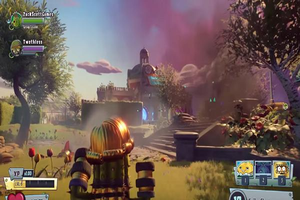 Game Plants vs  Zombies : Garden Warfare 2 Guide for Android