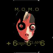 MOMO CREEPY ,3AM CHALLENGE. +666 icon