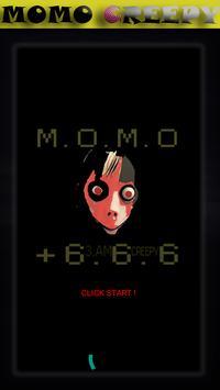MOMO CREEPY ,3AM CHALLENGE. +666 poster