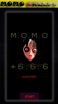 MOMO CREEPY ,3AM CHALLENGE. +666 screenshot 1
