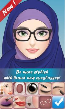 Hijab Make Up Salon poster