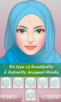 Hijab Make Up Salon screenshot 1