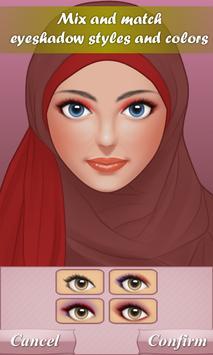 Hijab Make Up Salon screenshot 2