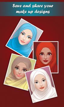 Hijab Make Up Salon screenshot 3