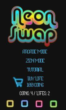 Neon Swap poster