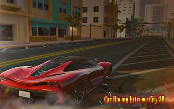 Car Racing Extreme City 3D screenshot 1