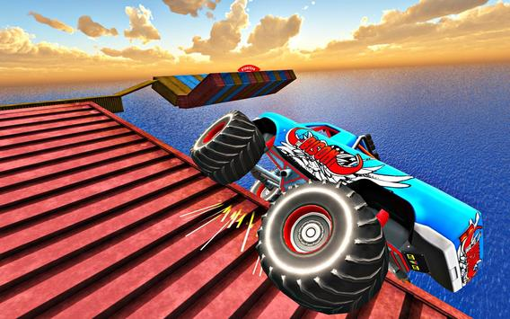 Impossible Tricky Tracks Car Stunt Truck Driving screenshot 14