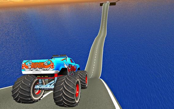 Impossible Tricky Tracks Car Stunt Truck Driving screenshot 15